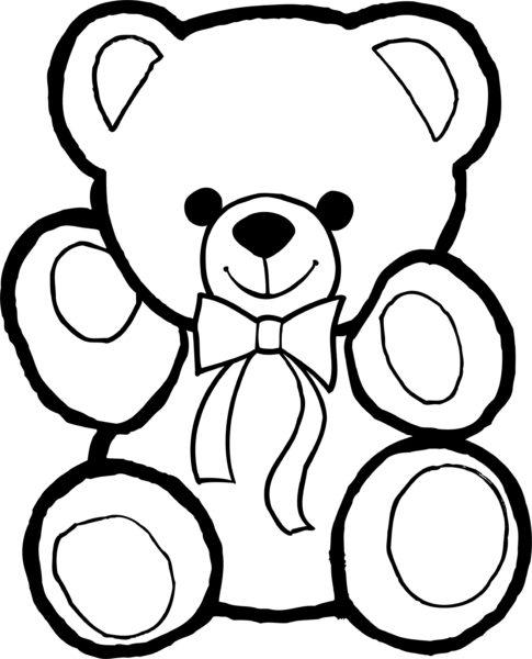 Рисунки для срисовки мишки (20 фото)
