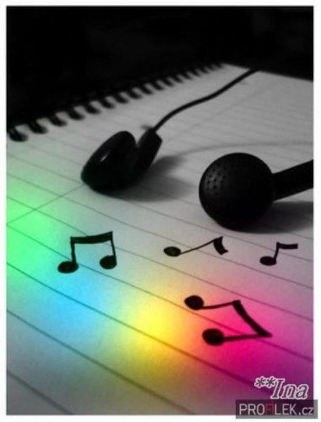 Картинки красивые музыка (35 фото)