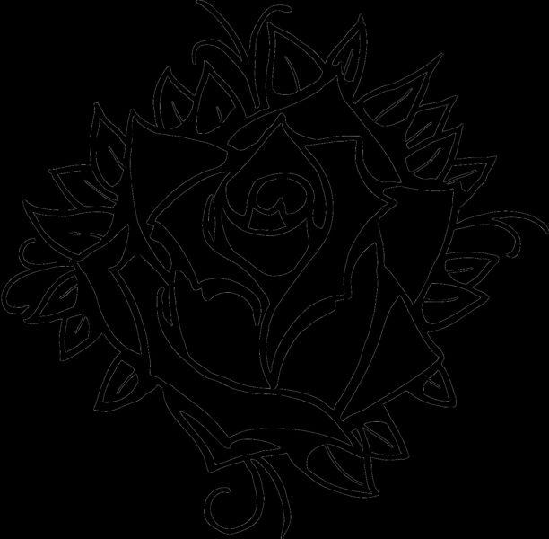 Картинки для срисовки сердце (33 фото)