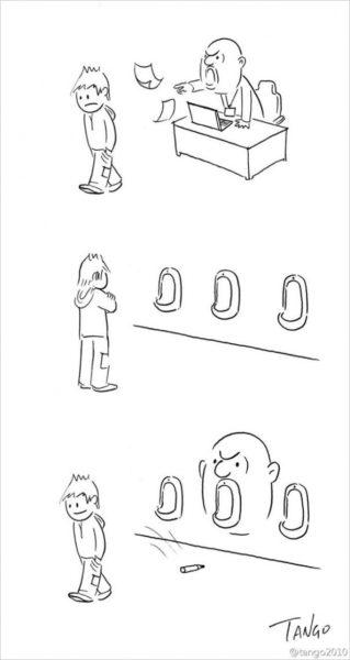 Смешные картинки рисунки (36 фото)