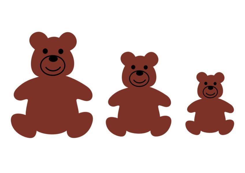 Рисунки медведя карандашом для детей (38 фото)