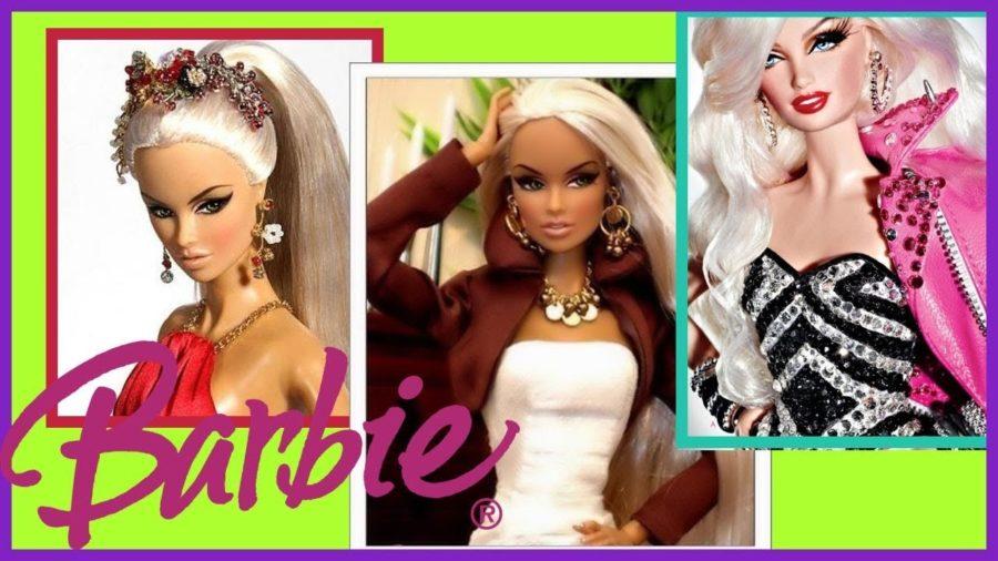Самые красивые картинки куклы Барби (35 фото)