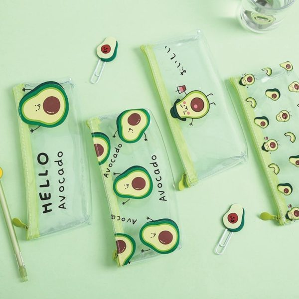 Рисунки карандашом мультяшный авокадо (17 фото)