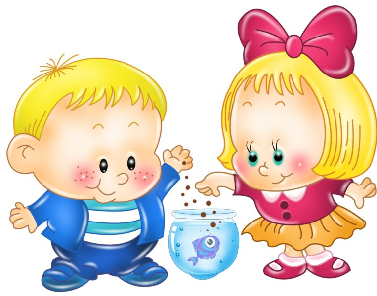 Картинки детей для оформления (35 фото)