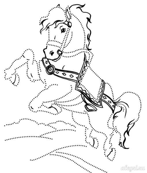 Рисунки к сказке «Конек-Горбунок» карандашом (26 фото)