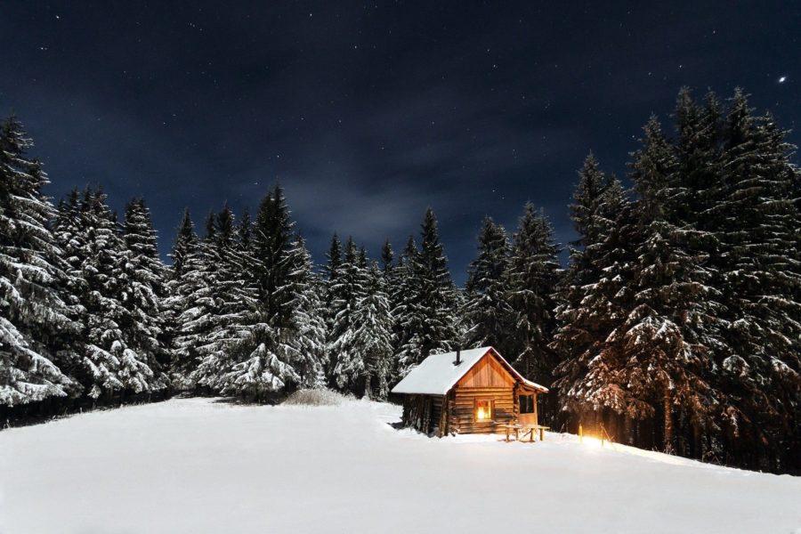 Картинки красивые фото зимы (35 фото)