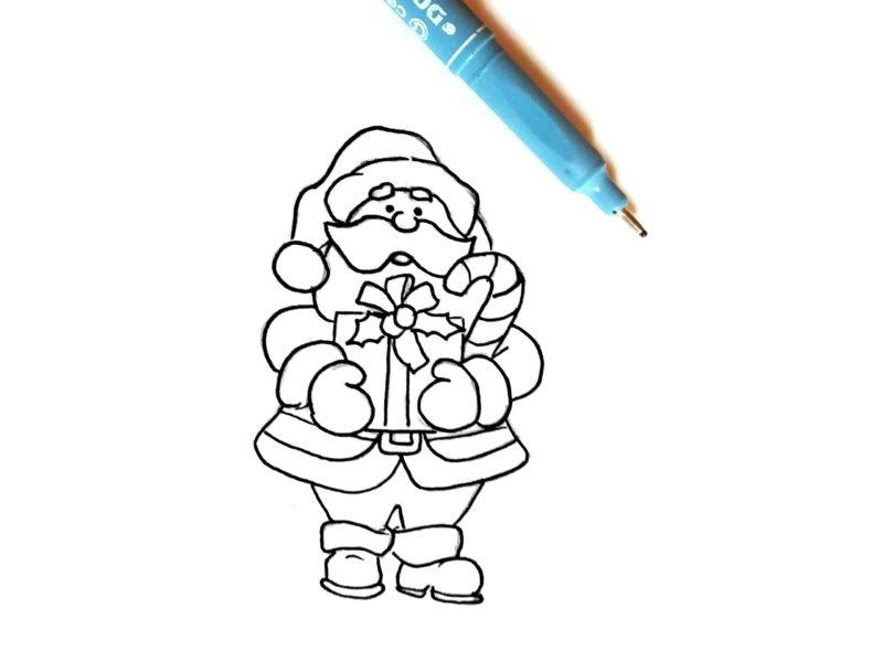 Добрые рисунки карандашом (33 фото)