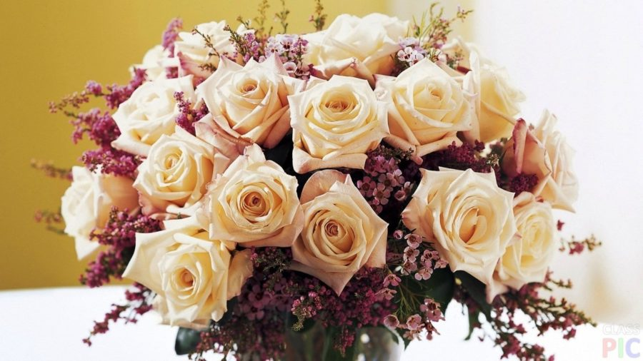 Самые красивые фото цветов и букетов роз (35 фото)