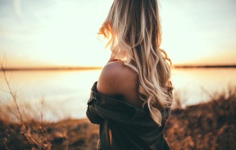 Картинки девушек на аву красивые крутые со спины (41 фото)