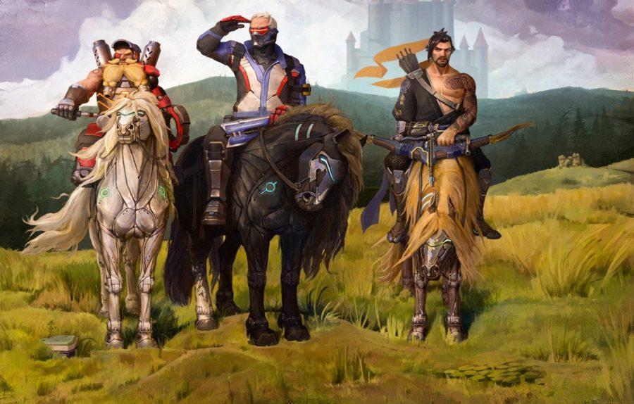 Картинки богатыри: русские и на конях (18 фото)