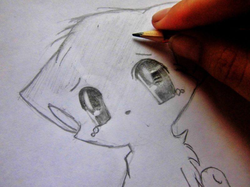 Рисунки для срисовки свободная тема 5 класс (21 фото)
