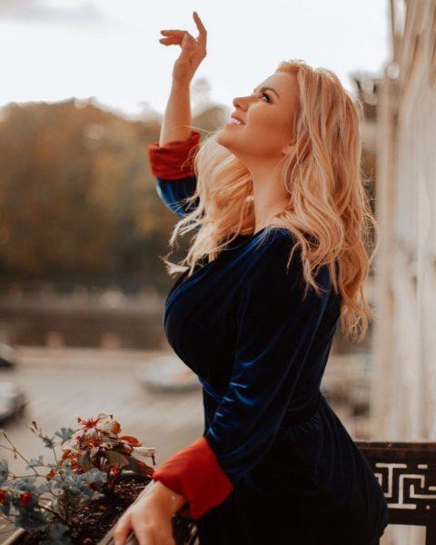 Фото Анны Семенович (35 фото)