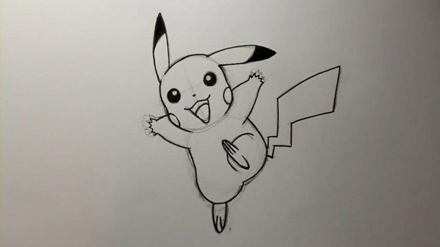 Аниме рисунки карандашом для начинающих поэтапно (28 фото)